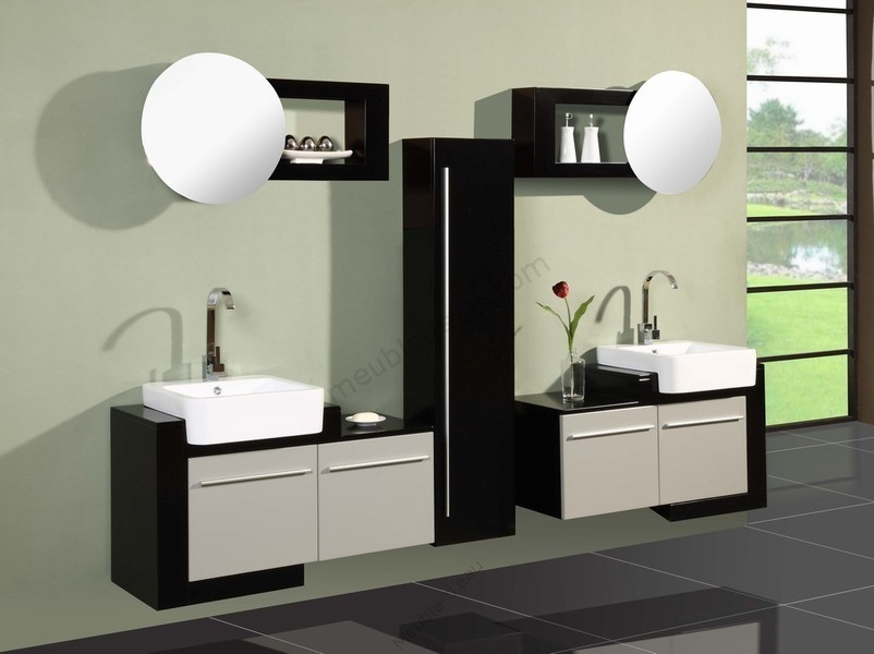 mobilier de salle de bain. Black Bedroom Furniture Sets. Home Design Ideas