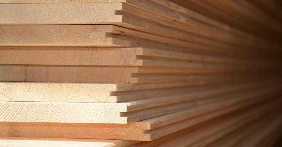 Le travail du matériau bois